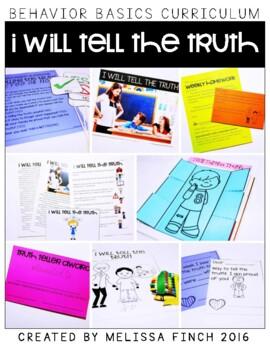 I Will Tell the Truth- Behavior Basics Program for Special