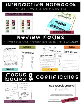 I Will Use Nice Words-  Behavior Basics Program for Special Education