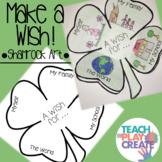 Make A Wish... Shamrock Art