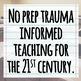 I Wish My Teacher Knew No-Prep Lesson