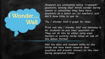 I Wonder Wall
