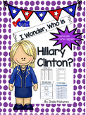 I Wonder, Who is Hillary Clinton?