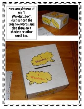 """I Wonder...Box!"""