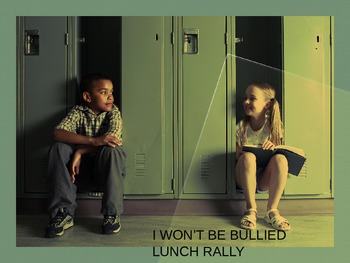 I Won't Be Bullied