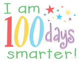 I am 100 Days Smarter FREEBIE !