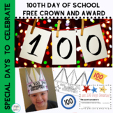 100th Day of School Freebie for Pre-K-1