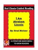 I am Abraham Lincoln (Brad Meltzer) Guided Reading Lesson