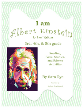 I am Albert Einstein by Brad Meltzer