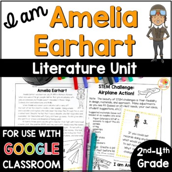 I am Amelia Earhart by Brad Meltzer
