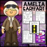 Amelia Earhart Women's History Month