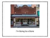 Going to a Store Social Story - Community Based Instructio