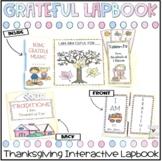 I am Grateful Lapbook