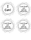 I am Great and getting GREATER!
