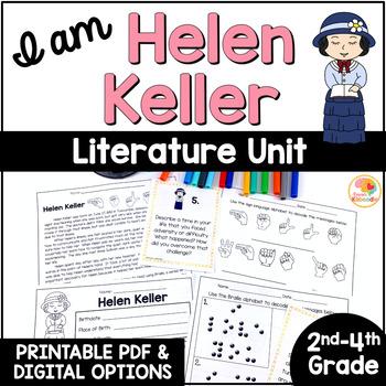 I am Helen Keller by Brad Meltzer