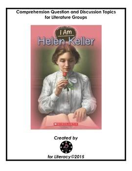 I am Helen Keller Literature Group Guide