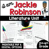 I am Jackie Robinson by Brad Meltzer Activities w/ Digital Option