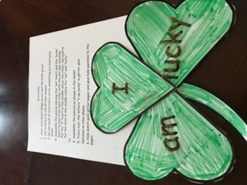 I am Lucky Shamrock- Direction Following