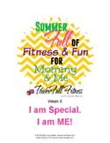 I am ME! Weekly Lesson Plan for Pre-K, Preschool, Kindergarten