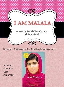 I am Malala- A novel study unit