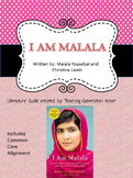 I am Malala- A novel study unit