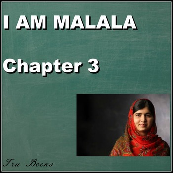 I am Malala Chapter 3 Acitivity and Questioning