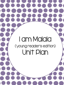 I am Malala Novel Study (Young Reader's Edition)