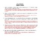 I am Malala - Part 1 Answer Key