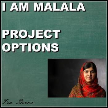 I am Malala Project Options