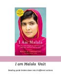 I am Malala Unit