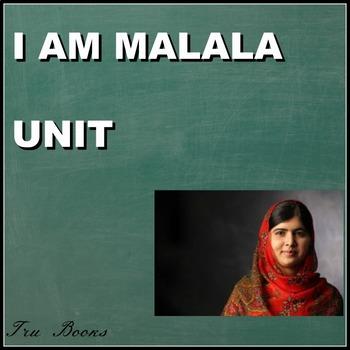 I am Malala Complete Novel Study with Assessments