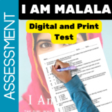 I Am Malala Comprehension Questions Worksheets & Teaching ...
