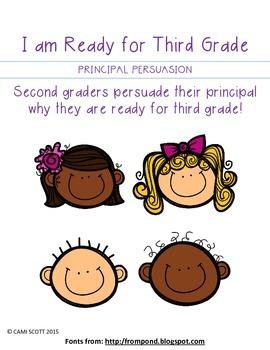 Ready for Third Grade