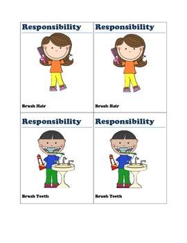 I am Responsible Jr