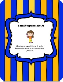 I am Responsible Jr