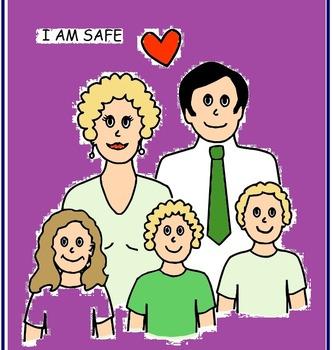 I am Safe/Social Story