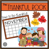 I am Thankful Emergent Readers and Literacy Materials