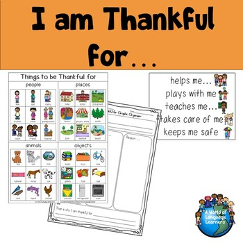 I am Thankful For Writing