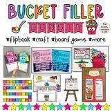 Bucket Filler Activities {Writing Craft, Flipbook, Board G