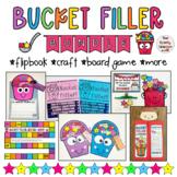 Bucket Filling Activities {Craft, Board Game, Flipbook & M