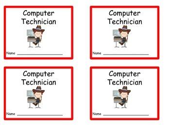 I am a Computer Technician!