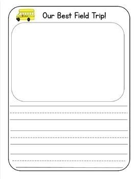 I am a First Grade Star Memory Book