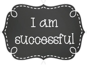 I am a Leader! - Leadership and Motivational Poster Set