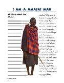 I am a Maasai Man