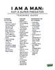 Racial Profiling, Stereotyping, African American Men