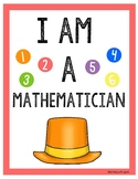 Mathematician Posters (20 Mini Posters!!)