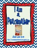 I am a Peacemaker Activity