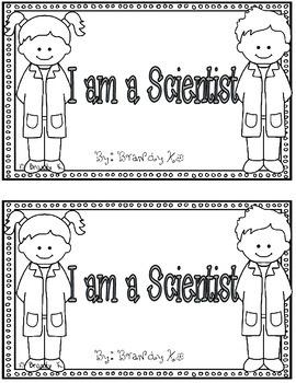 I am a Scientist Emergent Reader
