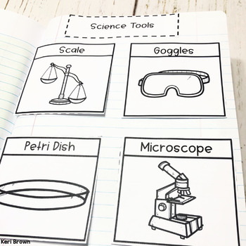 I am a Scientist: Interactive Notebook