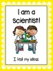 """""""I am a Scientist""""  Posters"""