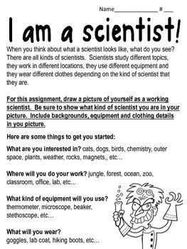 I am a Scientist WS